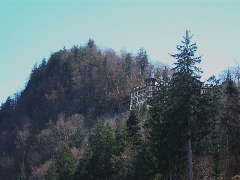 Lake Brienz - Grandhotel, Giessbach