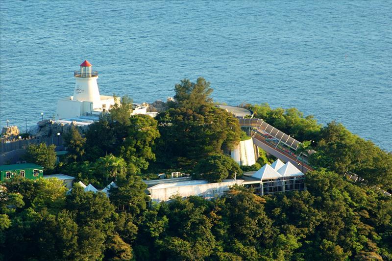 海洋公園太平洋海岸