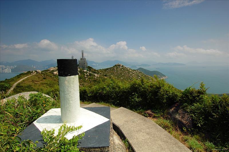 菱角山山頂 250m Ling Kok Shan