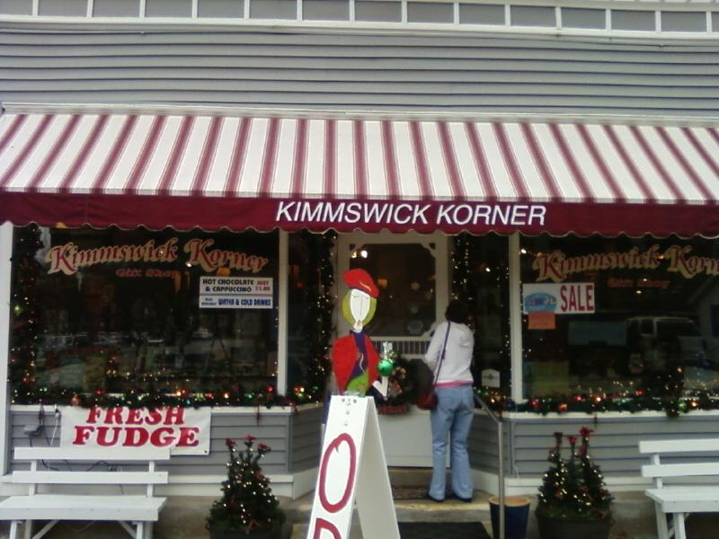 Kimmswick Korner craft and gift shop