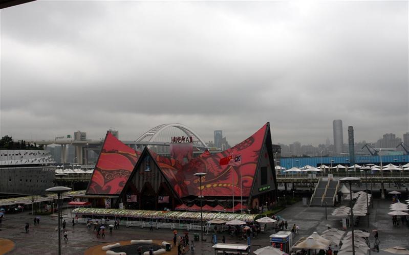 Malaysia Pavilion, 2010 Expo Shanghai, China