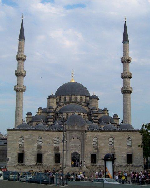 YENI CAMII, ISTANBUL
