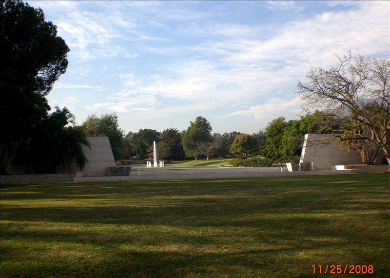 LA植物园