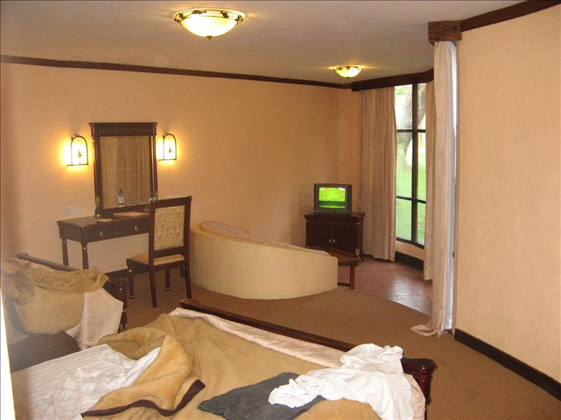 Accomadation at Lake Naivasha