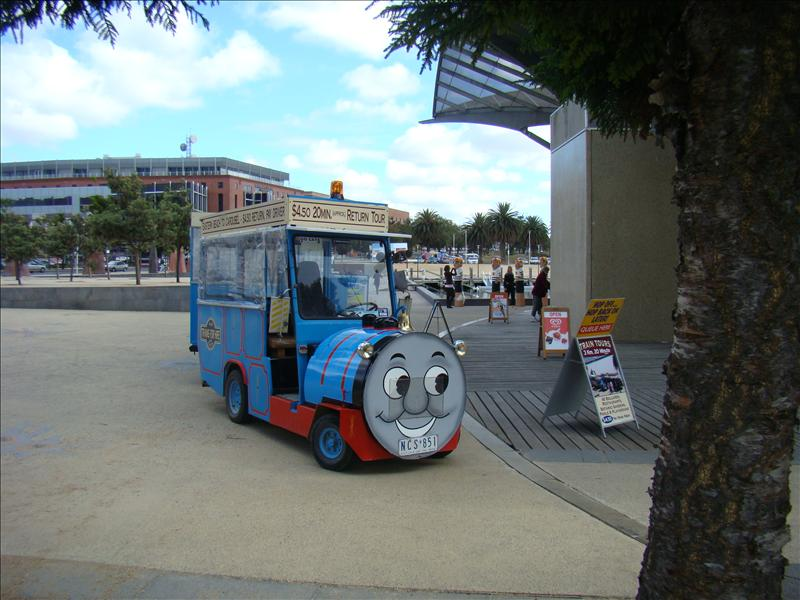 Thomas made it to Geelong
