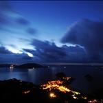 DSC_5080 黎明前的石澳及藍塘海峽.jpg