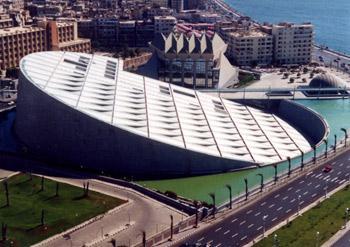 Van het internet, de bibliotheek van Alexandrië