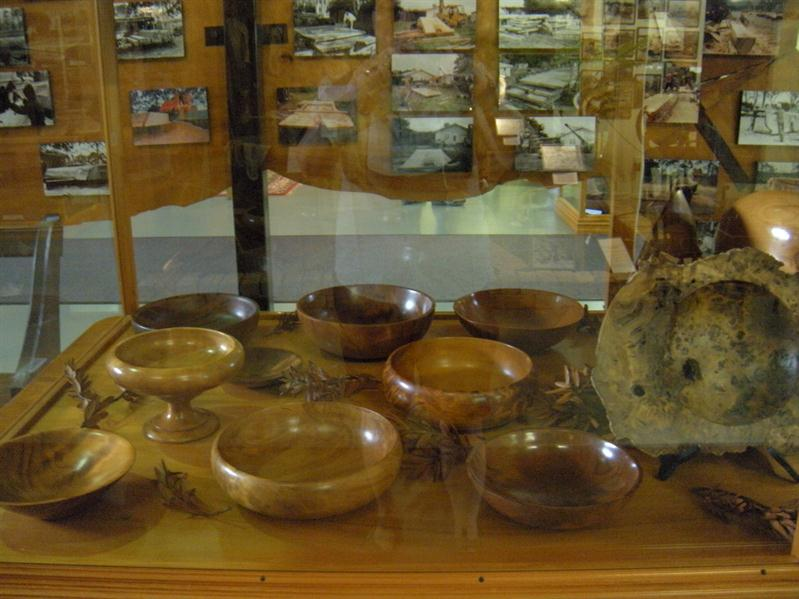 Beautiful kauri wood bowls