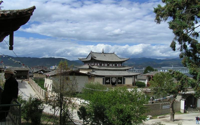 XiangGeLiLa, YunNan, China