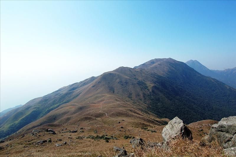 鳳凰山、大東山及二東山