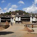 Wudang Lamasery(五当召),Inner Mongolia(内蒙古),China,May2011