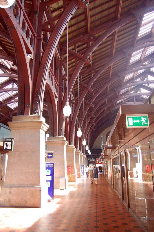 Stockholm Rail Station