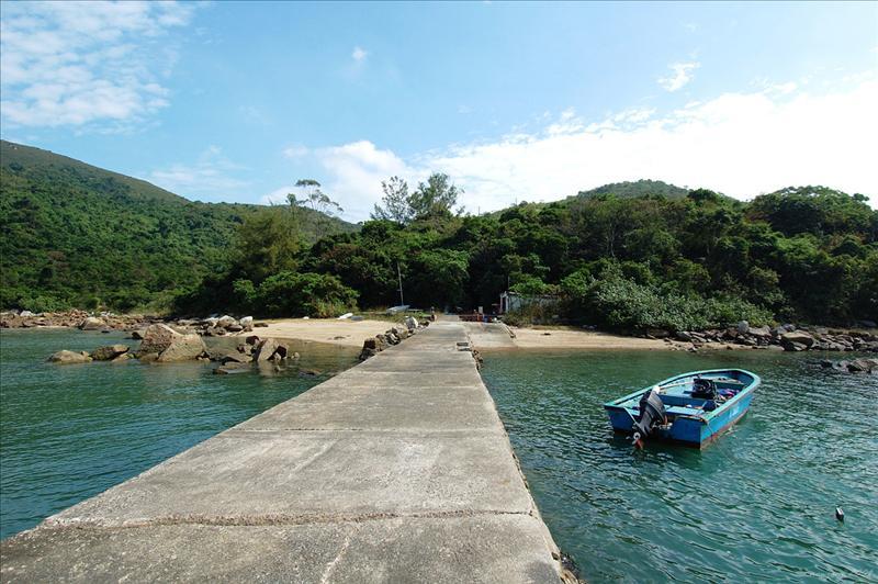 赤徑口小碼頭 Chek Keng Hau Pier