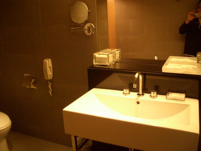 Freshfields Room's Bathroom