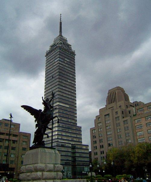 MEXICO CITY - LATIN-AMERICAN TOWER