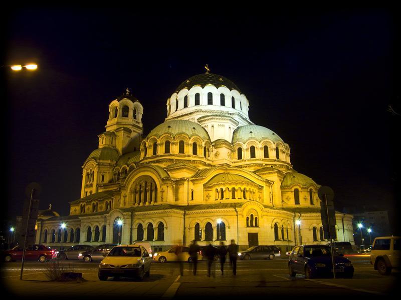 Alexandar Nevski Church