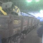Vagon en arreglo