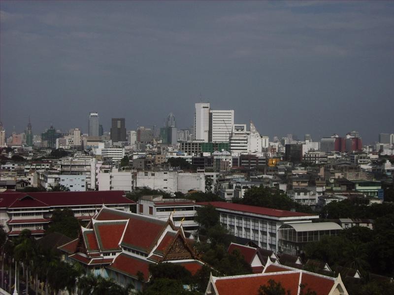 Bangkok © Fernando López