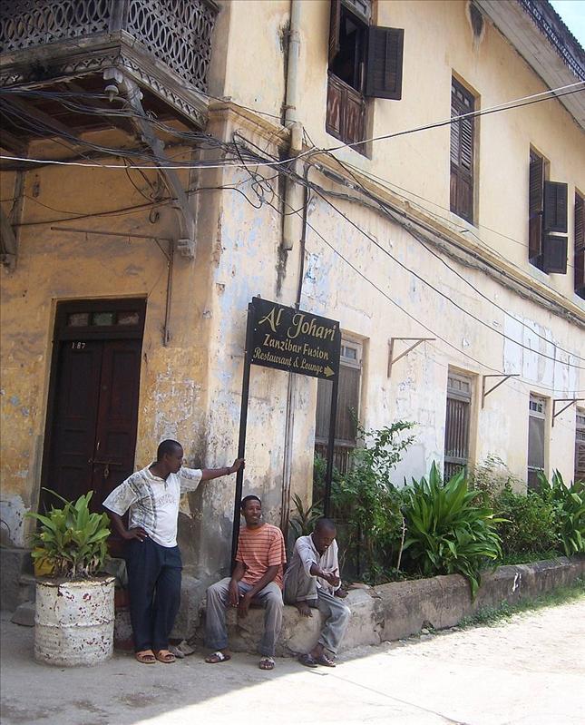 Stone Town•Zanzibar