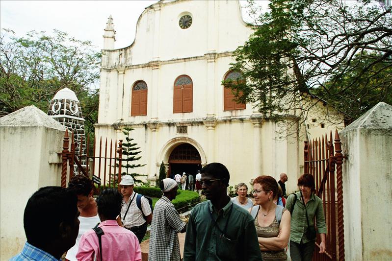 st francis church from 1503, kochin