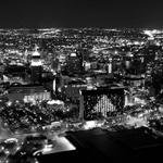 San Antonio view from Tower of the Americas