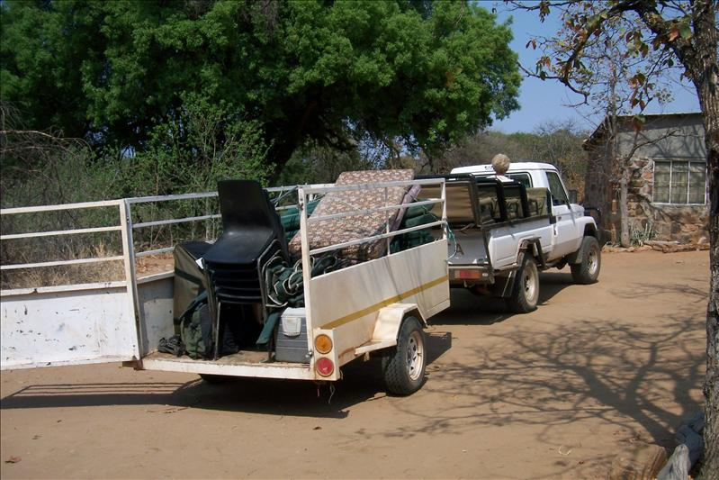 Camping staff