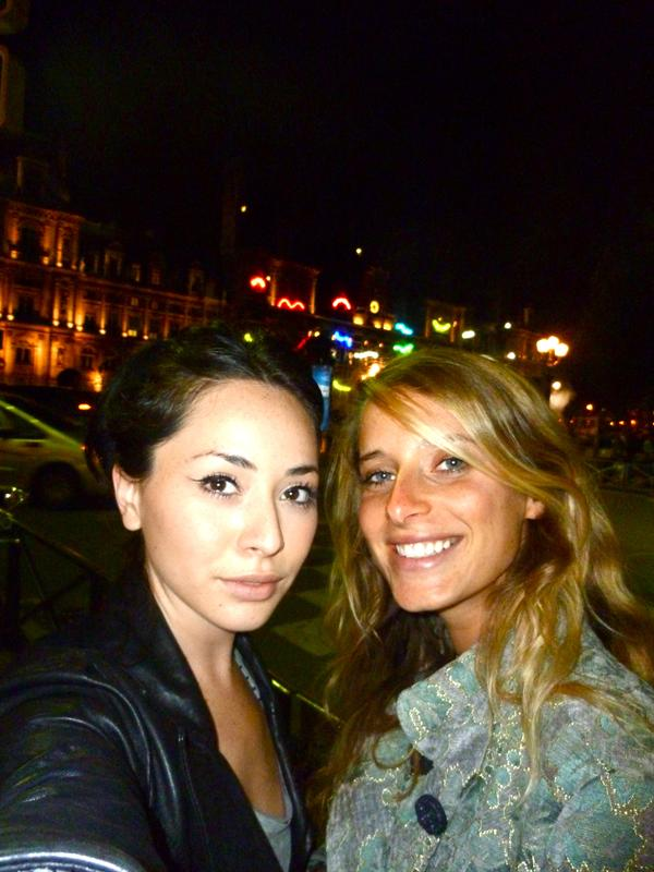 Hotel de ville a Nuit Blanche. (10/2)