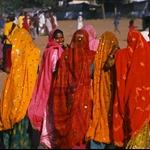 mujeres de rajasthan