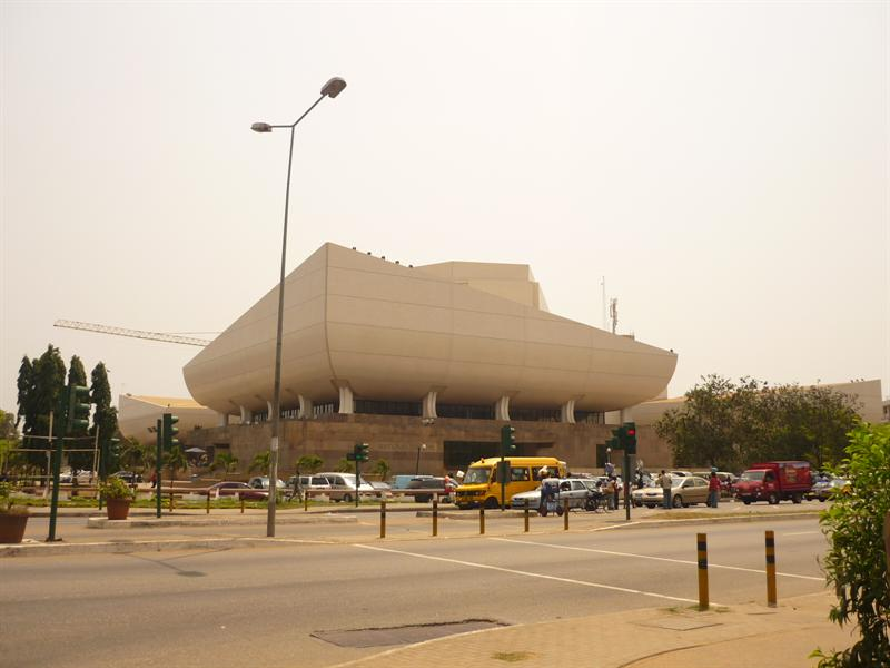 Accra - National Theater