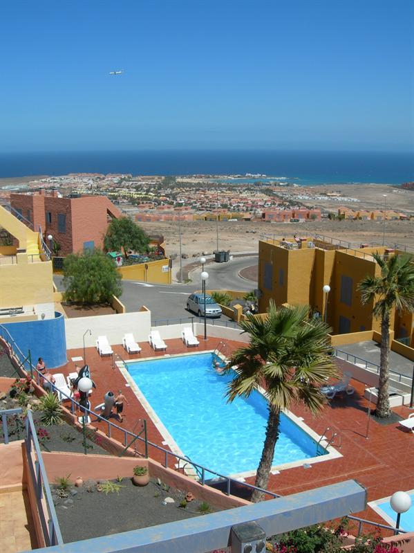 My house on Montaña Blanca (Fuerte)