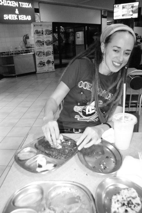 Starving Liz