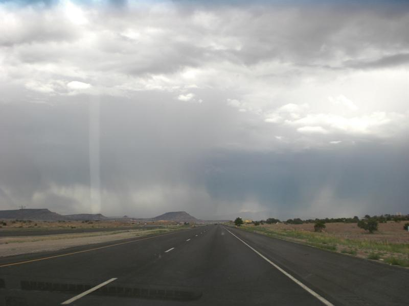 Ground clouds, in NM