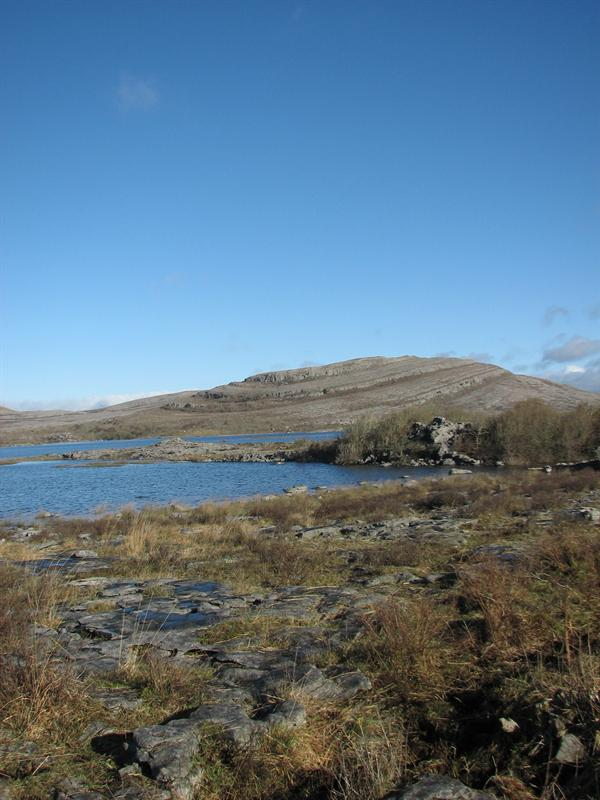 Lough Gealain (at least I'm pretty sure that's what its called)