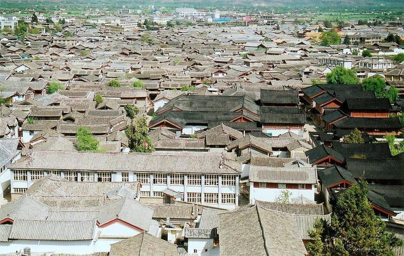 Lijiang Ancient City麗江古城