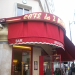 Cafe des deux moulins! Amelie was filmed here.