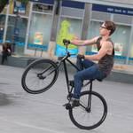 Hungarian Biker