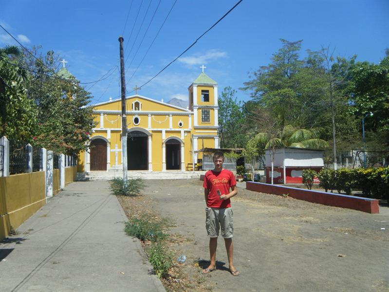 moyogalpa church