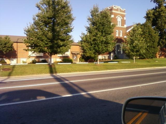 Methodist Church on Telegraph road