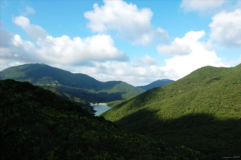 大潭中水塘 Tai Tam Intermediate Reservoir