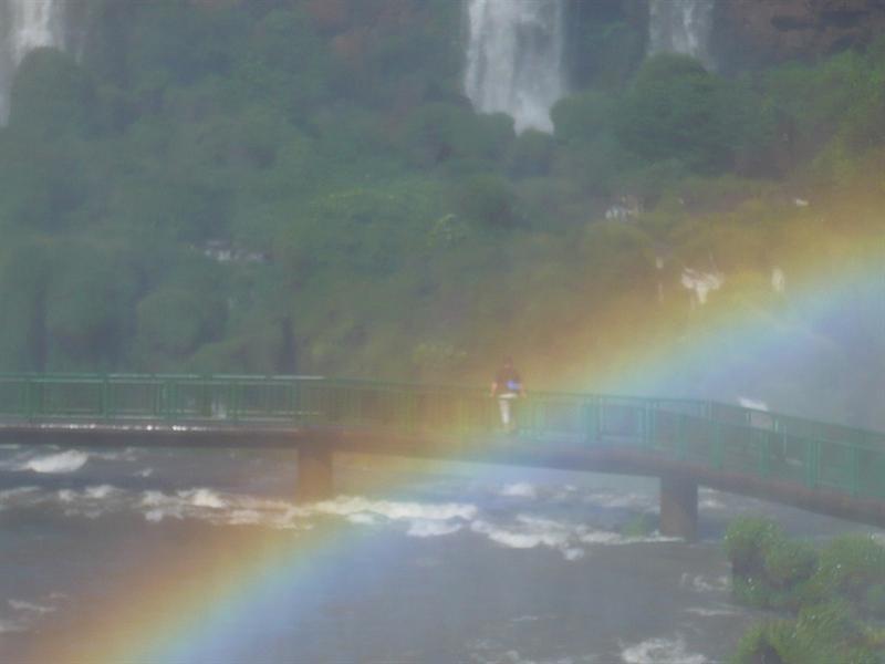 meine Mama im Regenbogen - édesanyám a szívárvánban :D