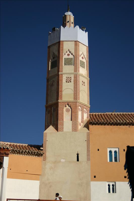 Grand Mosquee Minaret