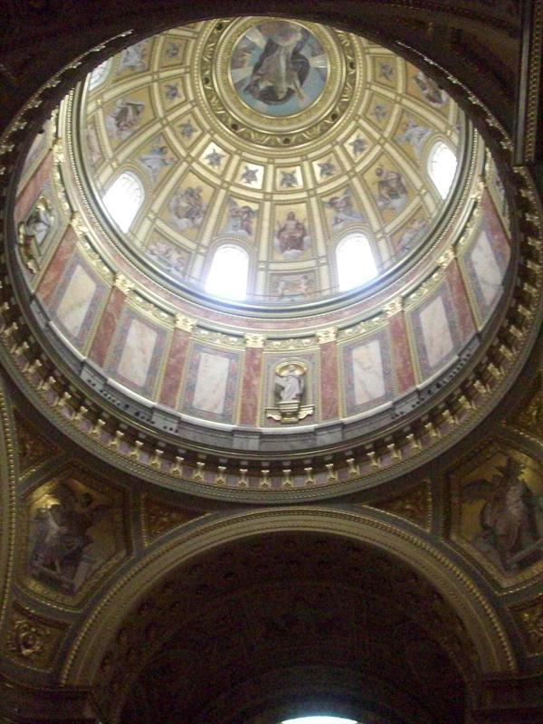 The fresco?!