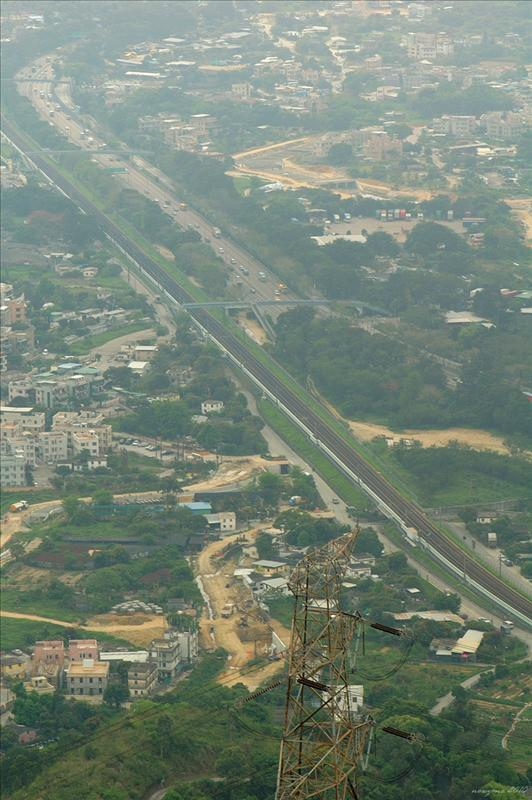 粉嶺公路 Fanling Highway