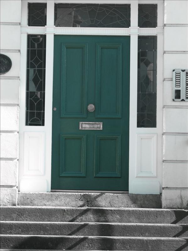 Another Irish door