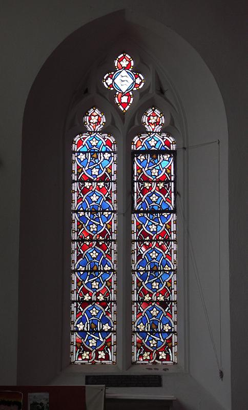 The Sophia Biscoe Window
