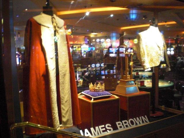 James Brown? James Brown.  James Brooown??  JAMES BROWN!