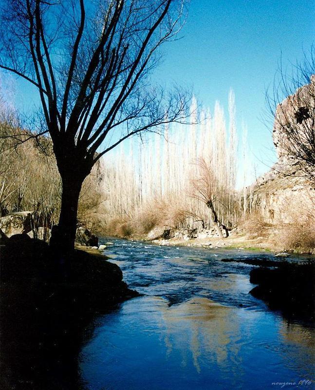 Ihlara valley 木山谷