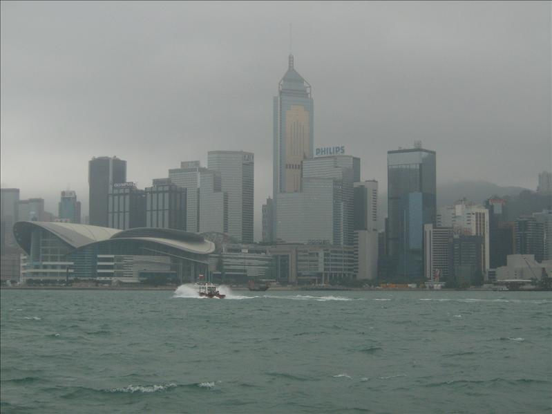 View from Star Ferry