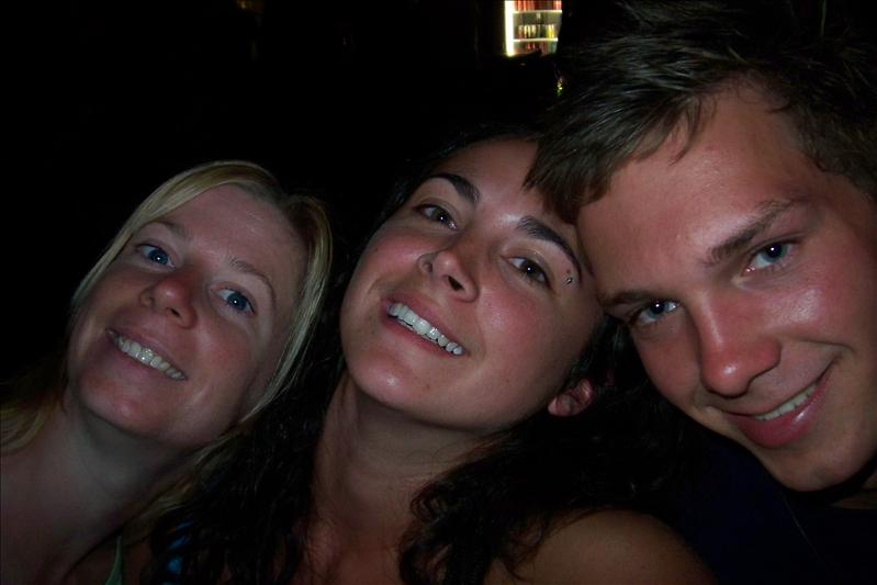 Kate, me & Casper