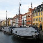 Nyhavn in the sun ...